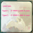 Intel 6-Core I7-980X 3.33G I7-990X 3.46G LGA 1366  CPU  for sale  China