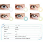 Big Eyes Colored Contacts Cosmetic Cosplay Club Makeup Circle Mode