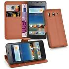 Case for Huawei ASCEND G510 Phone Cover Protective Book Kick Stand