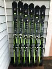 2019 Volkl RTM 84 Demo Skis w Marker IPT WR XL 12 Bindings GREAT CONDITION
