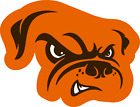DAWG POUND Cleveland Browns Logo Vinyl Sticker Decal Car Cornhole Bumper Truck $11.99 USD on eBay