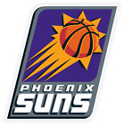 Phoenix SUNS NBA Basketball Logo Vinyl Sticker Decal Cornhole Truck Wall Bumper on eBay