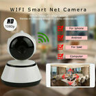 HD Night Vision Wireless WiFi Smart Baby Dog Monitor Home Security Camera Video