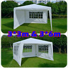 Gazebo Pavilion Party Tent Canopy Marquee Roof 100% PE Festival Tent Steel Frame
