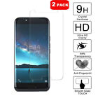 2PCS 2.5D Tempered Glass Film Screen Protector For All Doogee BL X Y S Series