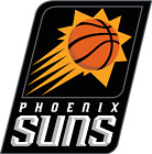 Phoenix SUNS NBA Basketball Logo Vinyl Sticker Decal Cornhole Car Truck Bumper on eBay