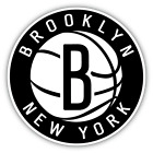 Brooklyn Nets NY NBA Basketball Logo Vinyl Sticker Decal Cornhole Car Window on eBay