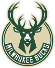 Milwaukee Bucks New Logo Basketball NBA Vinyl Sticker Decal Car Wall Bumper on eBay