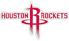 Houston Rockets New Logo Basketball NBA Vinyl Sticker Decal Car Wall Bumper on eBay