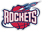 Houston Rockets Retro Old Logo Basketball NBA Vinyl Sticker Decal Car Wall Truck on eBay