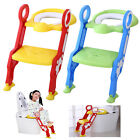 Kids Potty Training Seat With Adjustable Ladder for 6 months to 6 years old image