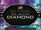 19-20 UD Black Diamond 5 Box Live Case BREAK TEAM SELECT TSCB4 TEAM SELECT