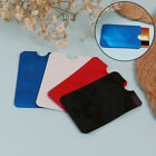 Kyпить 10pcs colorful RFID credit ID card holder blocking protector case shield coverXL на еВаy.соm