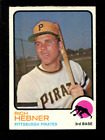 1973 Topps BB Cards 1-115 MOST STOCK PHOTOS (A4708) - You Pick - 10+ FREE SHIP on Ebay