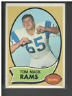 1970 Topps FB #s 151-263 MOST STOCK PHOTOS (A0261) - You Pick - 10+ FREE SHIP $1.68 USD on eBay