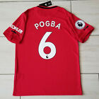 Paul Pogba 19/20 Manchester United Home Jersey