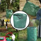 Reusable Heavy Duty Garden Waste Bag Waterproof Refuse Sack for Leaves Grass Bin