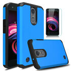 For LG Rebel 4 LTE/Phoenix 4/Fortune 2/Aristo 3 Case Cover / HD Screen Protector