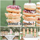 Wedding Donut Stands - Holds Up to 50 Donuts - Custom Made To Order