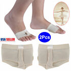 Foot Pad Thongs Dance Paws Toe Undies Half Shoes Belly Dance Ballet Dancer US