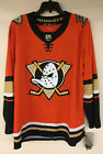 2019 Anaheim Mighty Ducks Adidas Authentic NHL adizero Hockey Orange Jersey $179.99 USD on eBay