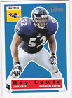2001 Topps Heritage FB 1-146 +RCs +Inserts (A1543) - You Pick - 10+ FREE SHIP