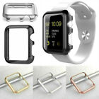 For Apple Watch Series 4 5 iWatch 40mm 44mm Metal Bumper Cover Case Protector US image