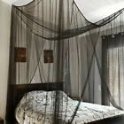 4 Corner Post Canopy Bed Netting Mosquito Net Insect Protection Queen King Size image