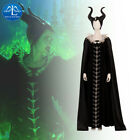 Maleficent Costumes Sleeping Beauty Cosplay Clothing Women Witch Dress Halloween