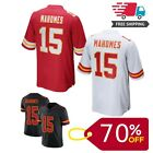 men's Kansas City Chiefs #15 Patrick mahomes football jersey new 2019 $49.07 CAD on eBay