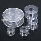 2PCS Plastic Round Bobbin Wire Coil Frame Skeleton for DIY Crossover Inductor 3