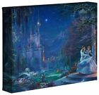 Thomas Kinkade Studios Disney 8 x 10 Gallery Wrapped Canvas (Choice of 6)