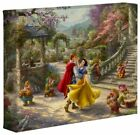 StoreInventorythomas kinkade studios disney 8 x 10 gallery wrapped canvas (choice of 6)