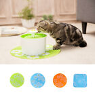 Cat Bowl Mat Dog Pet Feeding Water Food Dish Tray Clean Floor Silicone Placemat