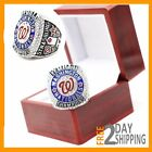 2019 Washington Nationals Replica Baseball Championship Ring Baseball Gift Fans