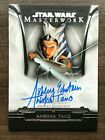 2019 Topps Star Wars Masterwork Autographs~ Pick your Card $7.99 USD on eBay