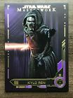 2019 Topps Star Wars Masterwork Base Card Purple Parallel #/50 ~ Pick your Card $8.99 USD on eBay