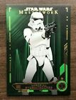 2019 Topps Star Wars Masterwork Base Card Green Parallel #/99 ~ Pick your Card $2.99 USD on eBay