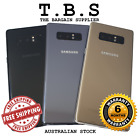 Samsung Galaxy Note 8, Sm-n950f - 64gb - Black/gold/purple (unlocked) + Warranty