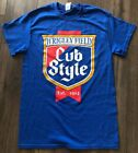 Chicago Cubs Wrigley Field Cubs Style T-shirt on Ebay