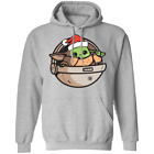 Christmas Baby Yoda - Star-Wars: The Mandalorian Pullover Hoodie $24.99 USD on eBay