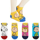 Snoopy Women Cartoon Ankle Socks Character Casual Crew Cotton Cute Lot Sock