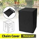 Stacking Chair Cover Quality Uv Waterproof Outdoor Garden Patio Furniture Chairs