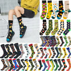 Внешний вид - 63 Styles Men Women Harajuku Food Animal Creative Sock Novelty Funny Socks Sox