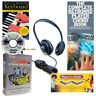 More images of Learn To Play The Keyboard With DVD Tutor And Chord Book Note Finder Headphones
