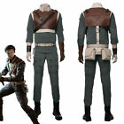 Star Wars Jedi: Fallen Order Cal Kestis Cosplay Costume Suit Outfit Full Set $91.8 USD on eBay