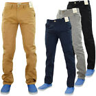 Mens Chino Regular Fit Jeans Jacksouth Straight Fit Trousers Cotton Twill Fabric