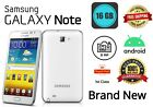 Unlocked Brand New Samsung Galaxy Note N7000 16gb Big Screen Android Smartphone