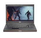 "15.6"" Dell Precision Gaming Laptop Intel i7 FirePro 32GB RAM 2TB SSD DVD Win Pro"