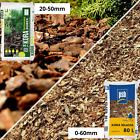 Wooden Bark Mulch Wood Chippings Landscaping Garden Surfacing Flower QUALITY